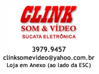 Clink - Som & Vídeo